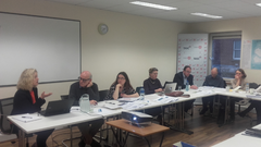 "TASC workshop on ""precarious work, casual employment and social welfare"" was held in TASC on Tuesday 6th December."
