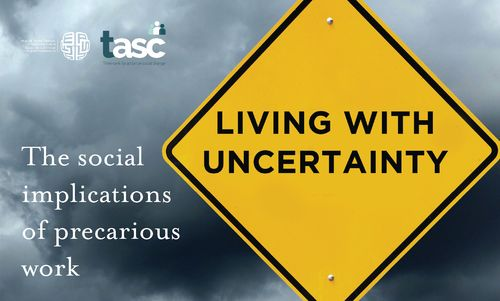 Living with uncertainty slide