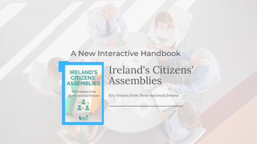 Learning from the Irish Assemblies (5)