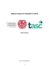 Regional aspects of socioeconomic disadvantage