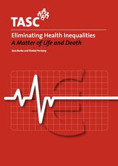 Publication cover - Eliminating Health Inequalities