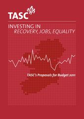 Publication cover - Investing in Recovery, Jobs, Equality