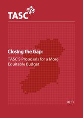 Publication cover - Closing the Gap