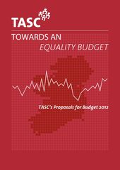 Publication cover - Towards and Equality Budget