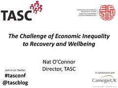 Publication cover - Nat O Connor TASC Conference 2014